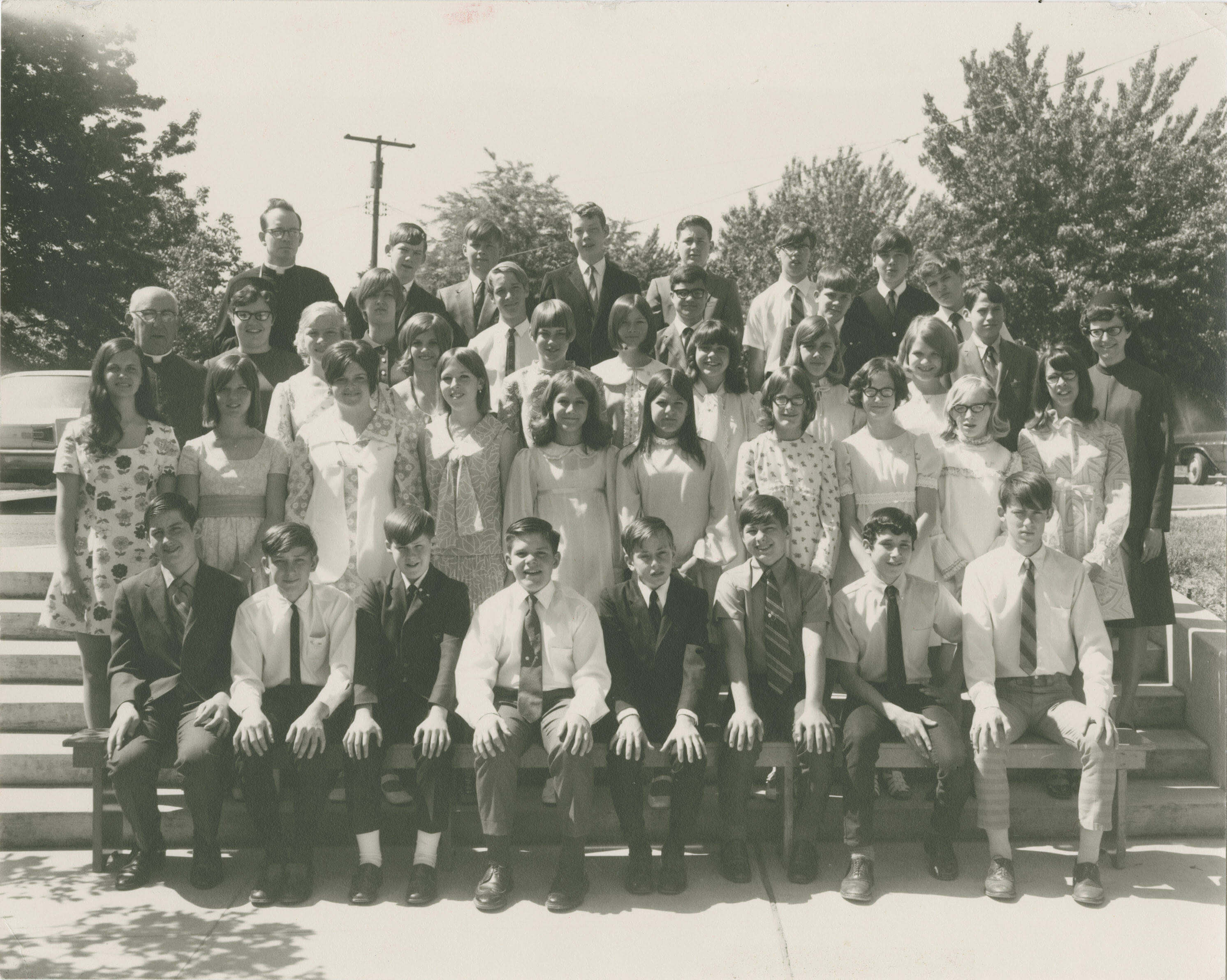 Holy_Family_School_Students_Clarkston_Washington_circa_19691970